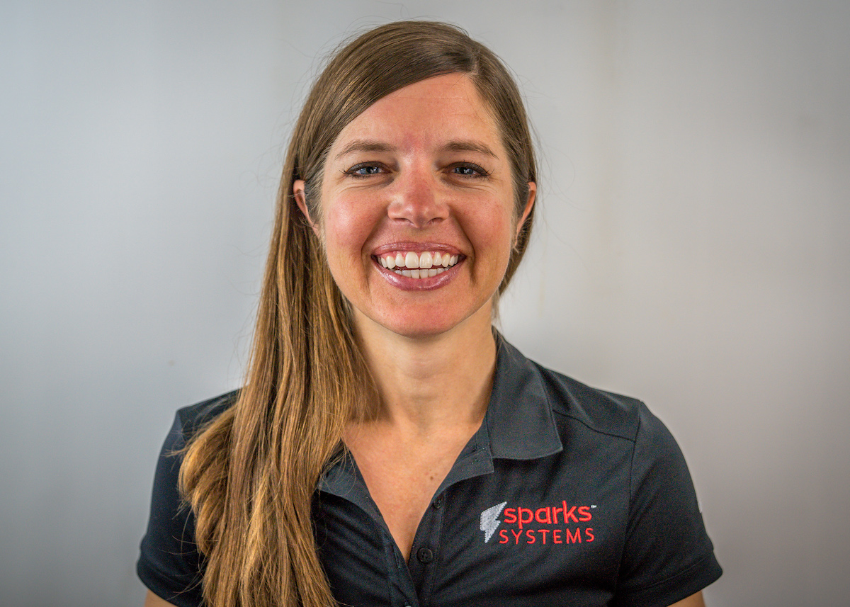 Anna Sparks, MS, METS - Sparks Systems Founder & Owner, Coach, Physiologist