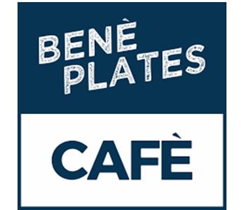 Bene Plates Cafe Logo